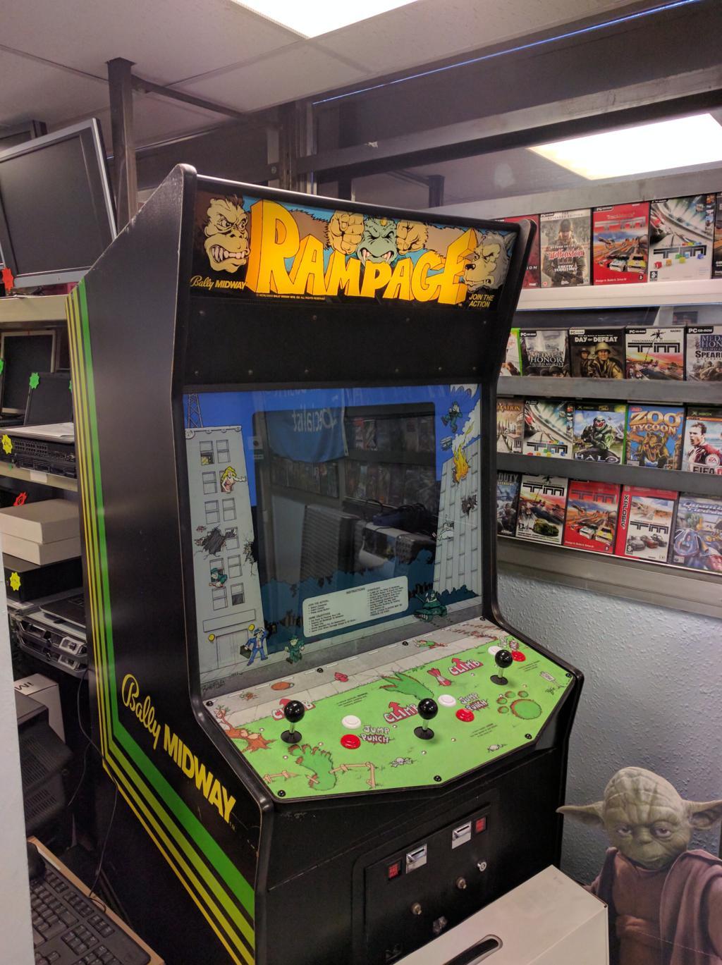 1942 Arcade Cabinet My Arcade Machines Billys Website